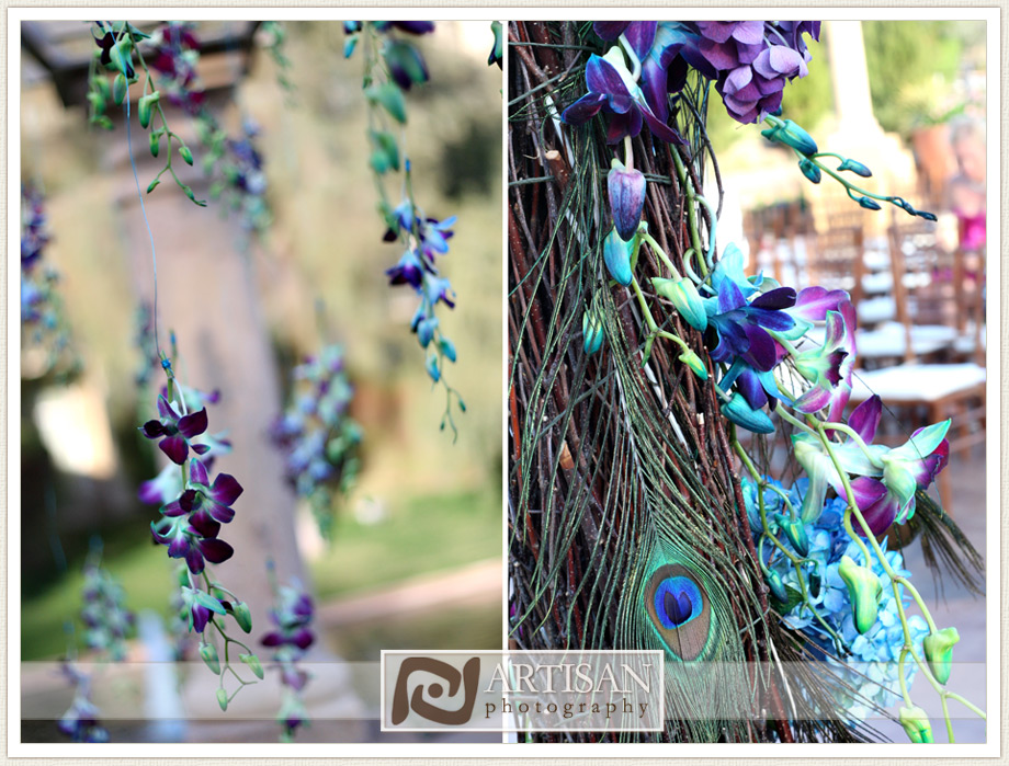 Peacock Feathers Wedding Cake Ideas And Designs